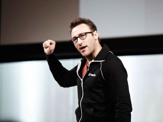 Video thumbnail for vimeo video Know people and know business - Simon Sinek Speech - Roger Williams Media